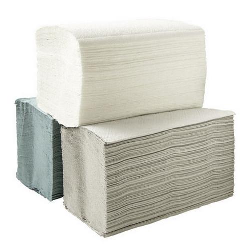 Ręczniki papierowe typu ZZ