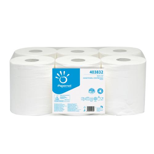 Ręczniki papierowe na rolkach/czyściwa